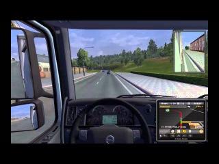 Euro Truck Simulator 2 / Nvidia GT 220