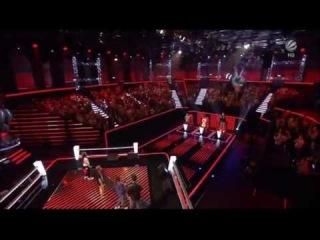 Antonia vs. Keanu vs. Alberina Billionaire The Battles The Voice Kids Germany 10.04.2015