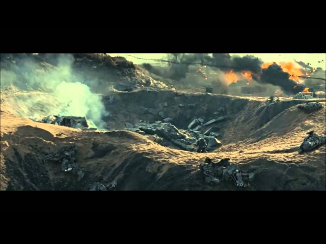 The Prodigy Get Your Fight On Edge of Tomorrow Video
