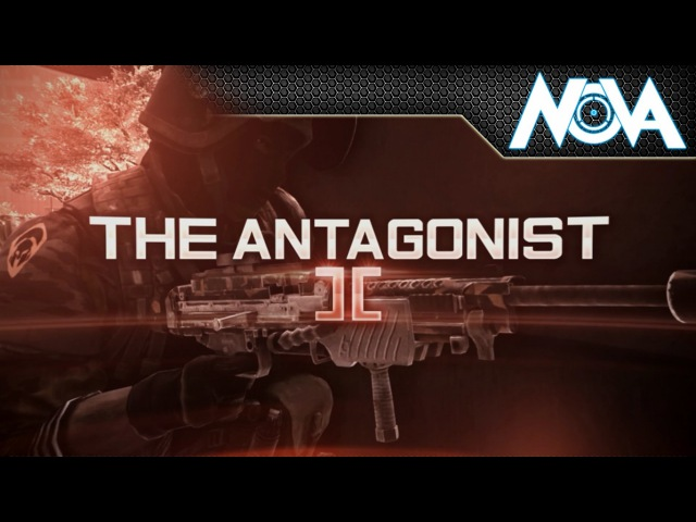 NoVa Branto: The Antagonist II A Battlefield 4 Montage by NoVa WariSe