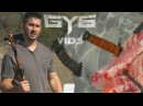 Will It Kill You? THROWING Knives Tomahawks vs. GEL/RIBS [GY6 Ballistic Test 30]