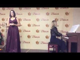 Акаева Ольга Александровна и концертмейстер Чернышева Мария Александровна