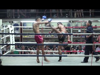 Seuadao (Tiger Muay Thai) vs Petnumchai (Rawai Supa Muay Thai) @ Suwit Stadium 9/10/2015