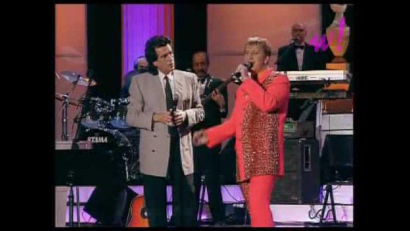 Toto Cutugno and Sergey Penkin Se Una Donna Se Ne Va (Russia 2006) HQ stereo