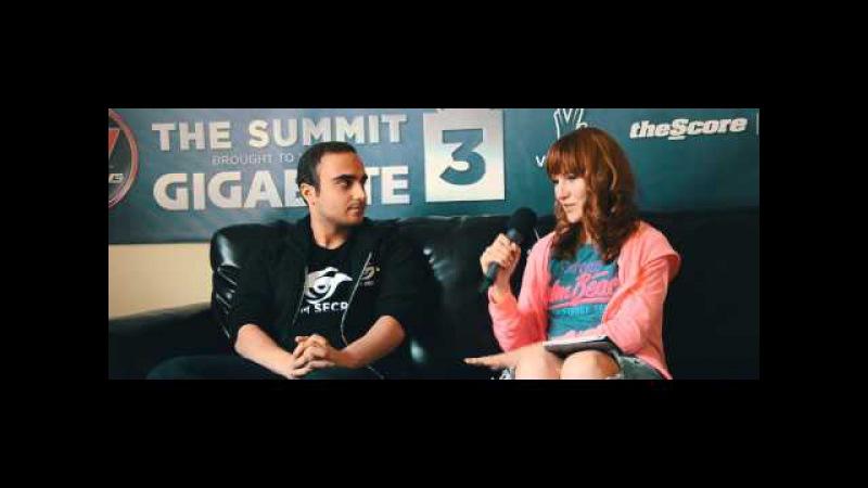 Kuroky Interview by Ineska The Summit 3 by Gigabyte