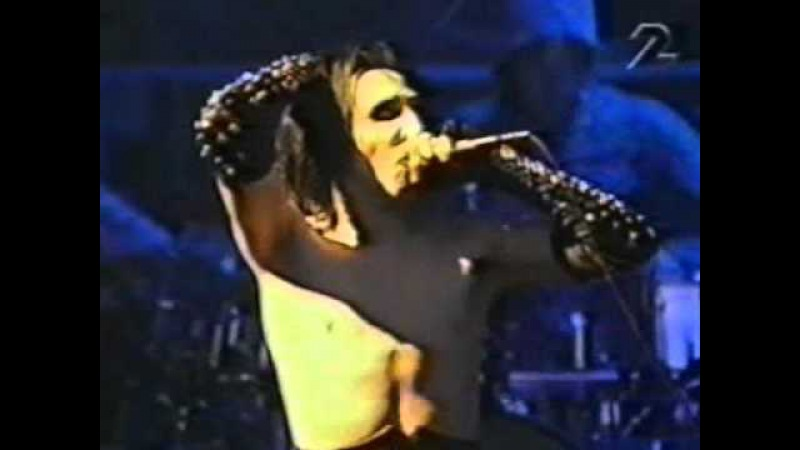 Marilyn Manson: Live at Hultsfred Festival in Hultsfred, Sweden