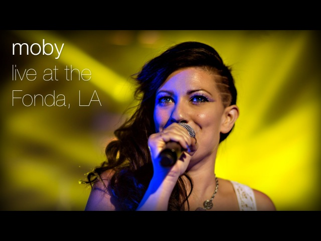 Moby The Perfect Life Live at The Fonda L A