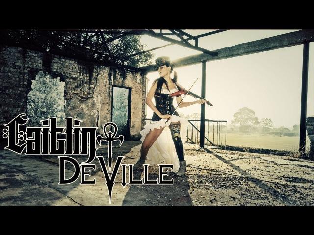Hyena Caitlin De Ville Electric Violin Original