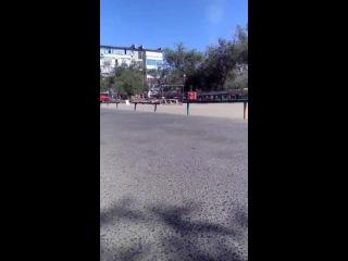 Football Street Vine // Привет с Байконура