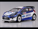 Kyosho DRX VE Ford Fiesta S2000 Rally Car Review