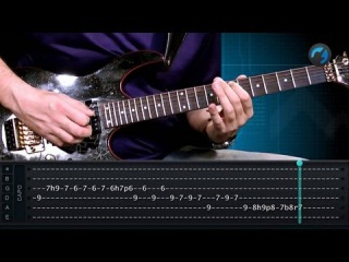 Guns N' Roses - You Could Be Mine (aula de guitarra - como tocar - how to play)