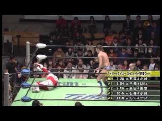 [#My1] NOAH  - Jushin Liger vs Zack Sabre Jr.