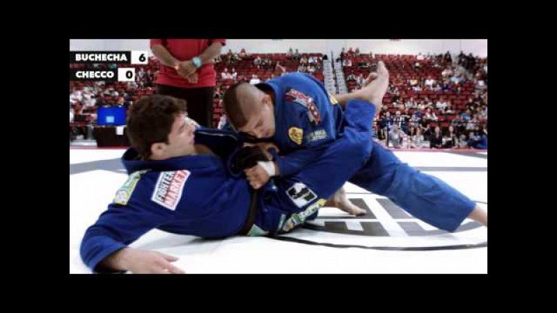 Marcus Almeida Buchecha VS MMA Fighter Gabriele Checco