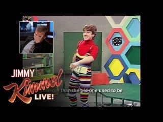 19-летний Кристоф Вальц играет в детском телешоу
