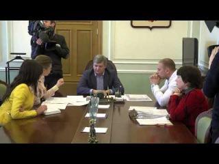 Мэр Воронежа умыл НТВшников из Контрольного звонка