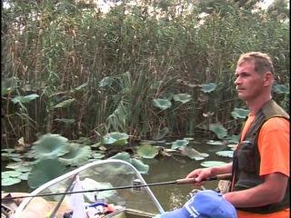 Планета рыбака - Рыбалка в дельте Волги в половодье