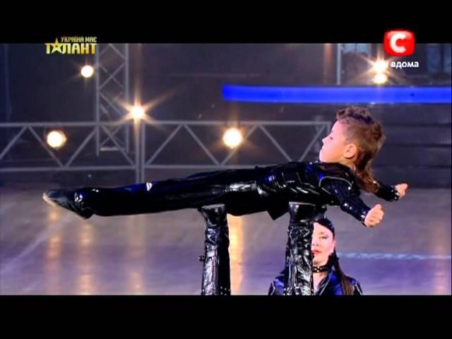 Україна має талант-4 - Акробатика