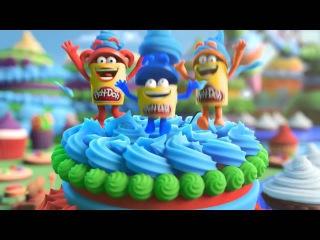 """Плей-Дох игровой набор пластилина """"Фабрика пирожных"""" Play-Doh (A0318)"""