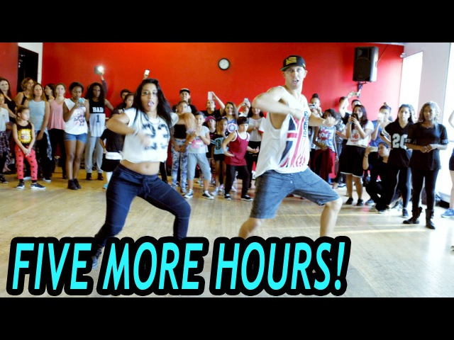 FIVE MORE HOURS - Chris Brown Deorro Dance | @MattSteffanina Choreography (Beg/Int Hip Hop)