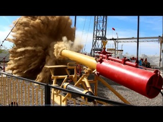 Учения спасателей, специализирующихся на ликвидации аварий на нефтяных и газовых скважинах, 2014, Ак