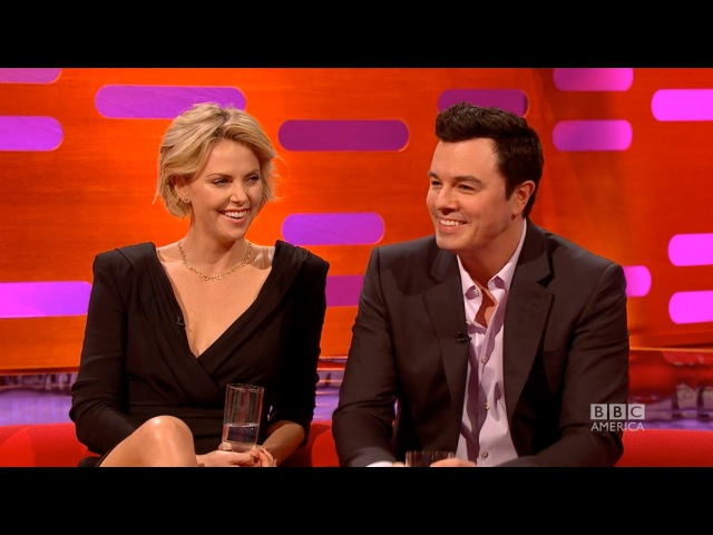 SETH MACFARLANE Does FAMILY GUY KERMIT The Frog Voices The Graham Norton Show on BBC AMERICA