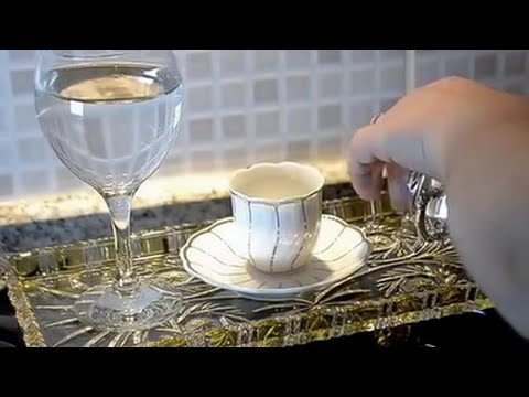 Как заварить КОФЕ по-ТУРЕЦКИ How to make turkish coffee türk kahvesi nasıl yapılır