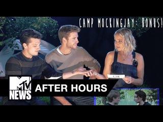 Jennifer Lawrence & Josh Hutcherson Gender Swap this Iconic 'Hunger Games Scene | MTV News