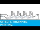 Offset Lithographic Printing How It Works Video Presented by Solopress