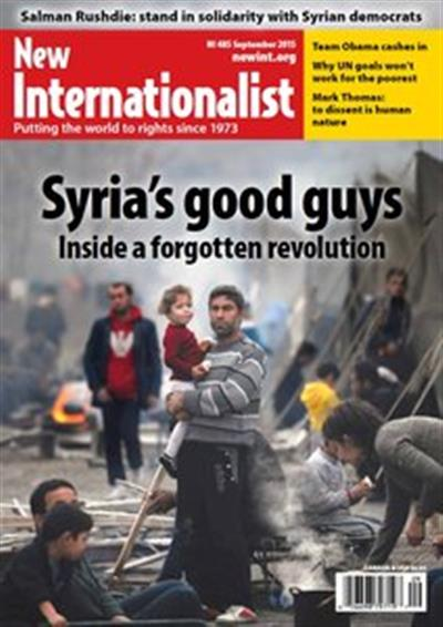 New Internationalist - September 2015