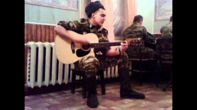 Армейская песня Целуйте бабы рельсы Урок Видео разбор на гитаре