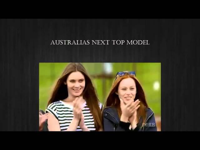 Топ модель по австралийски 9 сезон 6 серия