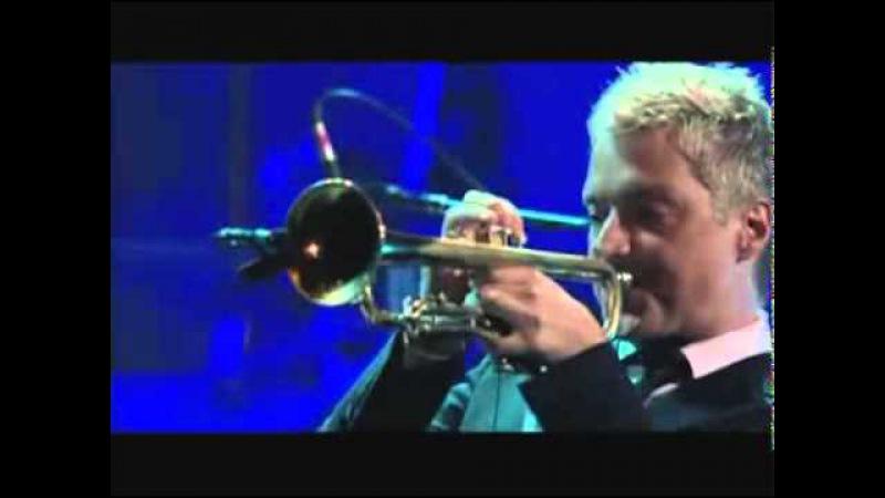 Труба и скрипка нет прекраснее особенно в руках мастеров Крис Ботти и Лючия Микарелли