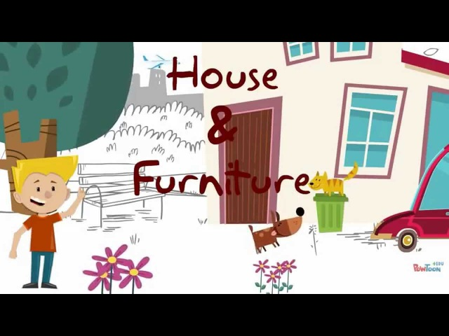 House Furniture Daily routines