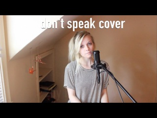 Don't Speak- No Doubt Cover- By Holly Henry