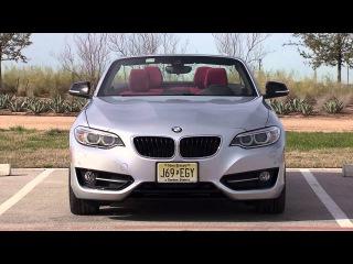 The new BMW 2 Series Convertible - Exterior Design