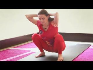 Лечебная йога для шеи, головы и плеч. Комплекс упражнений йоги для шейного отдела позвоночника