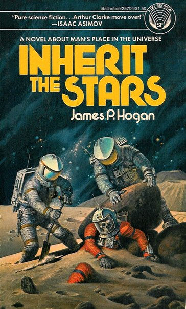 Inherit the Stars (Giants #1)