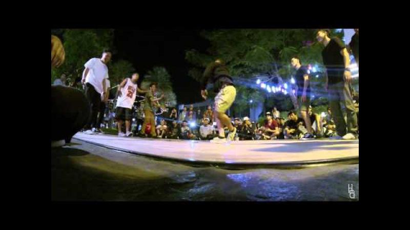 OMS 2015 PRI1 ONEROC NAJA COLLUM vs TITUN CLIL MIGUEL BIGHU