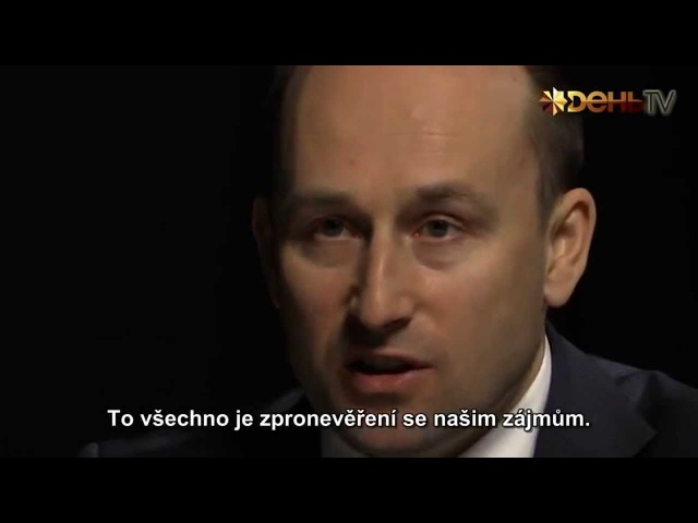 Soud s Gorbačovem Nikolaj Starikov CZ titulky