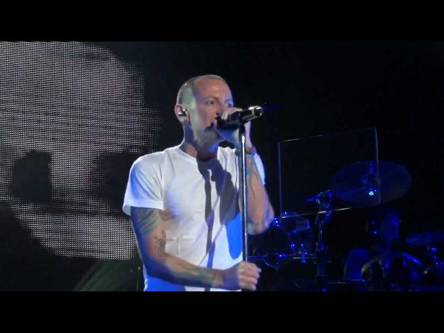 Linkin Park Private Production Rehearsal Bristow VA 10 08 2012