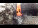6 13 13 Lava Flow Hawaii Kilauea Volcano Lava Flow GoPro Hero 2