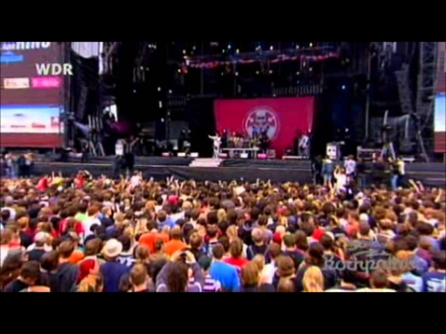 30 Seconds To Mars From Yesterday Live Rock Am Ring 2007