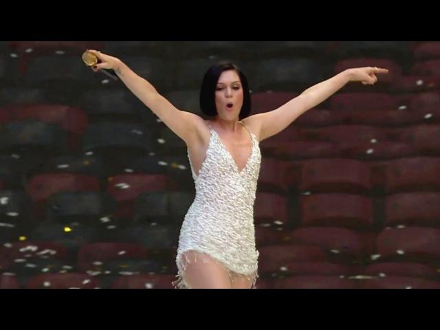 Jessie J Domino Summertime Ball 2014