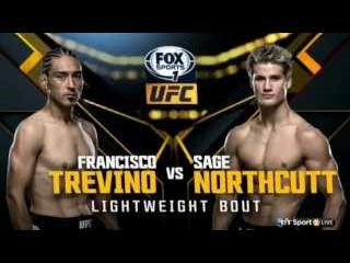 UFC 192 Preliminary Fights - Trevind & Northcutt