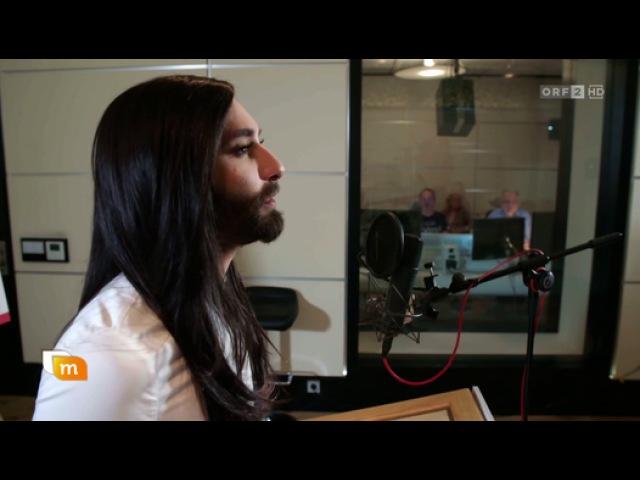 Conchita Wurst als Filmstimme - heute mittag, ORF2, 08.09.2016 - Видео Dailymotion