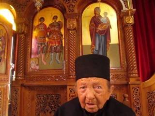 Старец отец Рафаил о приезде Путина на Афон, май 2016