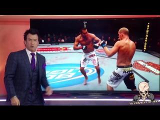 UFC 204: Биспинг vs Хендерсон - Разбор от Робина Блэка