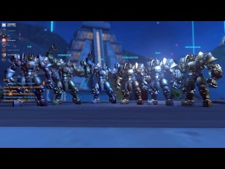 Overwatch - 6 Reinhardt Grandads Cannot Be Stopped