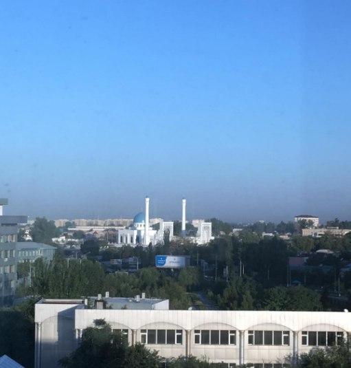 Арман Давлетяров: Доброе утро Ташкент!✌️👋