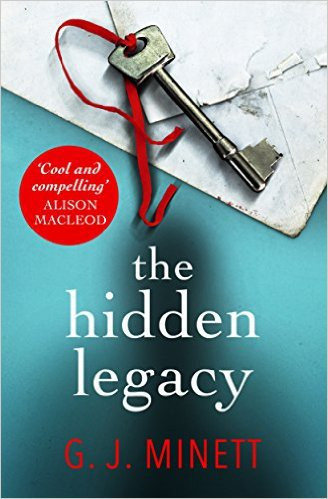 The Hidden Legacy - G J Minett
